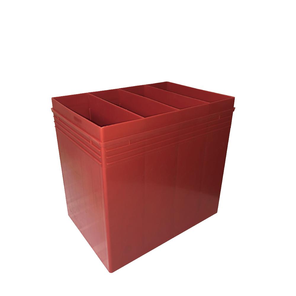 Caja Batería Dacar GC2-A-8V